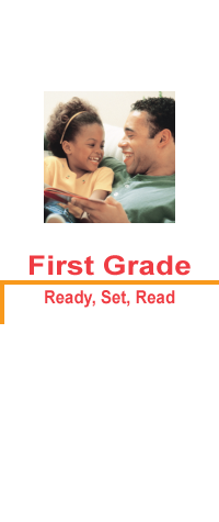First Grade: Ready, Set, READ!